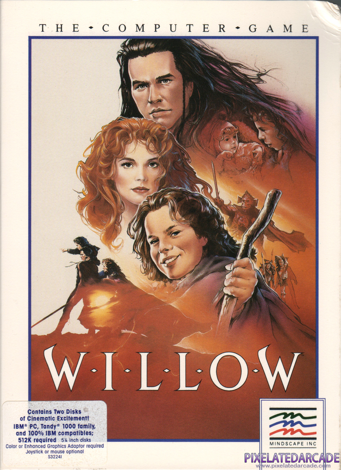 Willow Cover Art: