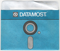 Disk Sleeve - Front