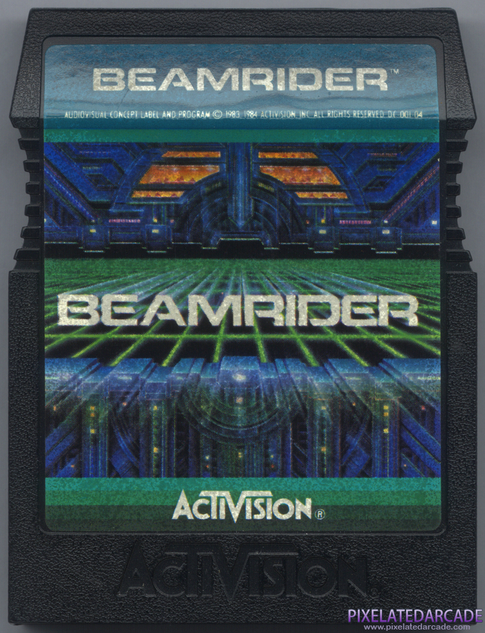 Beamrider Cover Art: Front