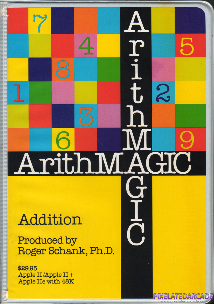 ArithMAGIC: Addition Cover Art: