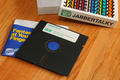 Photo - Jabbertalky game disk