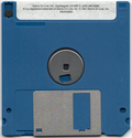 "Media (3.5"" Disk) - Larry 2 - Back"