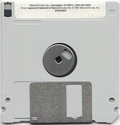 "Media (3.5"" Disk) - Larry 3 - Back"