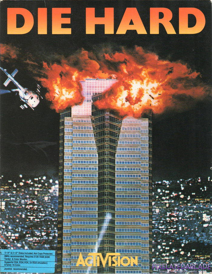 Die Hard Cover Art: