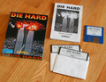 Photo - Die Hard box and contents