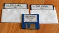 Photo - Die Hard game disks