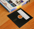 Photo - Captain Power game disk
