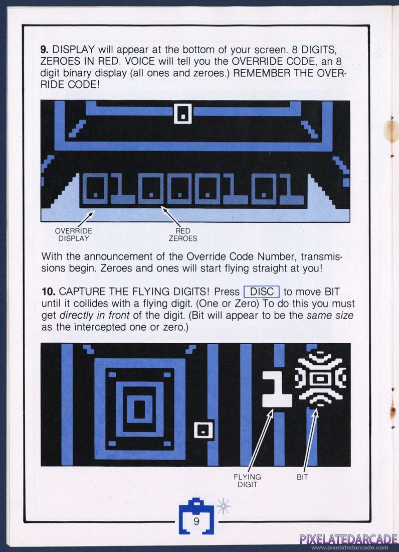 TRON: Solar Sailer: Instruction Manual - Page 9