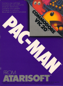 Pac-Man box front