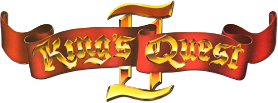 King's Quest II: Romancing the Throne logo