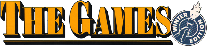 The Games: Winter Edition logo