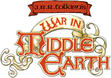 J.R.R. Tolkien's War in Middle Earth logo