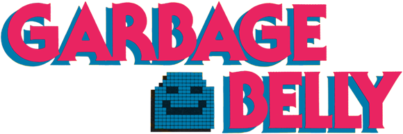 Garbage Belly logo