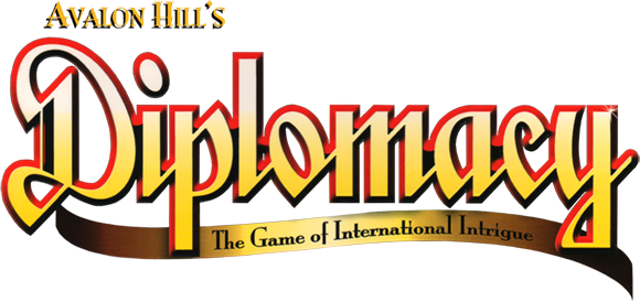 Avalon Hill's Diplomacy logo