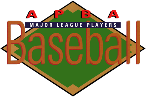 APBA Major League Players Baseball: 1990 Master Edition logo