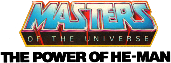 Masters of the Universe: The Power of He-Man logo