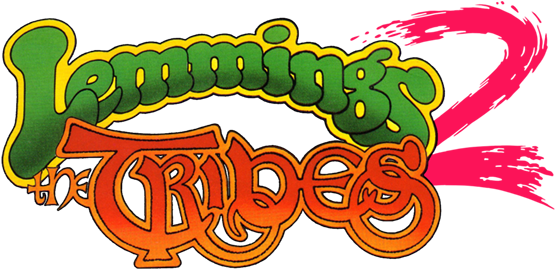 Lemmings 2: The Tribes logo