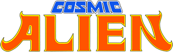 Cosmic Alien logo