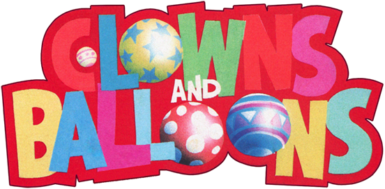 Clowns and Balloons logo