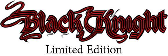 Black Knight Limited Edition logo