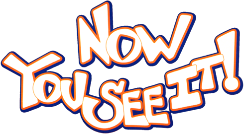 Now You See It! logo