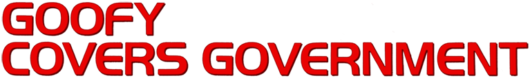 Goofy Covers Government logo