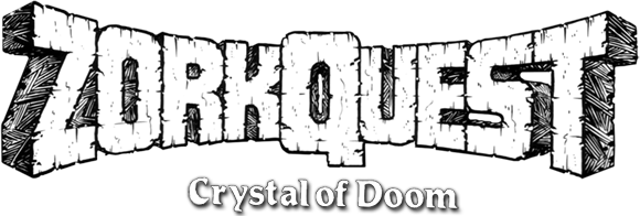 ZorkQuest: The Crystal of Doom logo