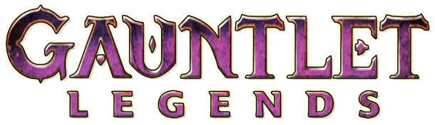 Gauntlet: Legends logo