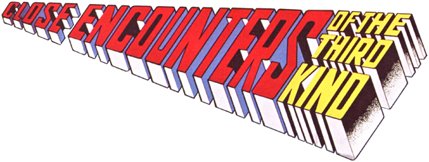 Close Encounters of the Third Kind logo