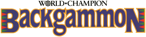 World Champion Backgammon logo