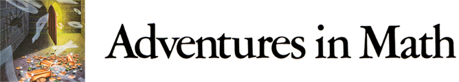 Adventures in Math logo