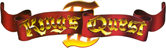 King's Quest III: To Heir is Human logo