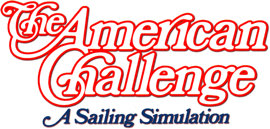 The American Challenge: A Sailing Simulation logo