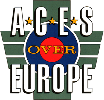 Aces Over Europe logo