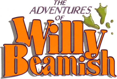 The Adventures of Willy Beamish logo
