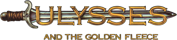 Hi-Res Adventure #4: Ulysses and the Golden Fleece logo
