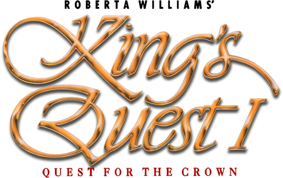 Roberta Williams' King's Quest I: Quest for the Crown logo