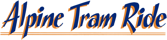 Alpine Tram Ride logo
