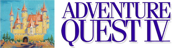 Adventure Quest IV logo