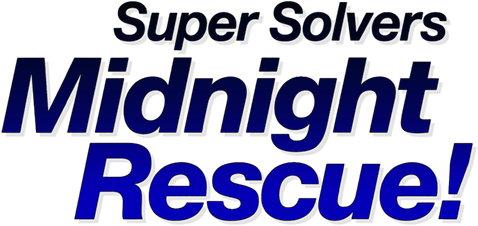 Super Solvers: Midnight Rescue! logo