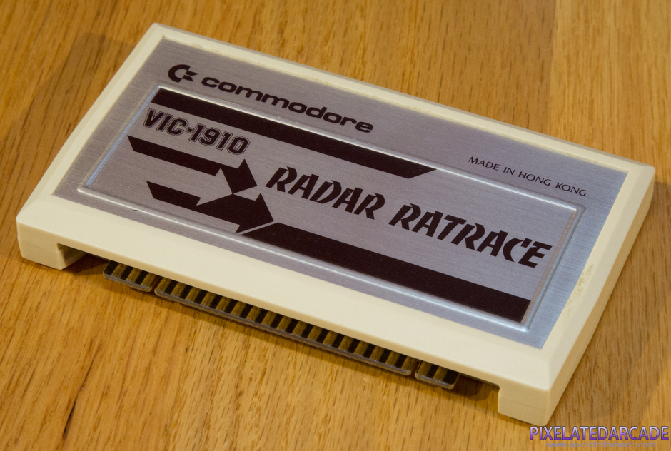 Radar Ratrace Package Contents: Game cartridge - Photo