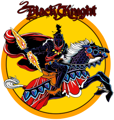 Black Knight Series logo
