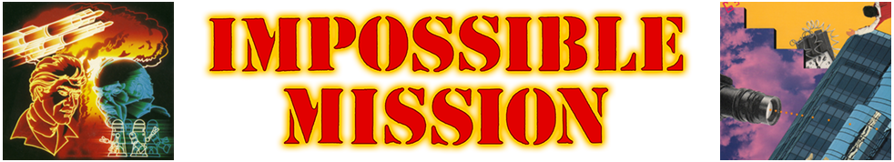 Impossible Mission Series logo