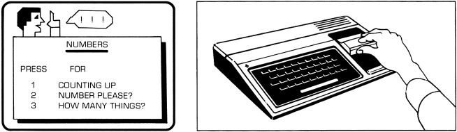 Early Learning Fun for TI-99/4A Illustration