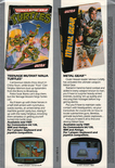 Metal Gear in the Konami product catalog