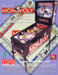 Monopoly flyer - Front
