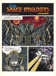 Space Invaders pinball flyer - Page 3
