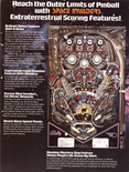 Space Invaders pinball flyer - Page 7