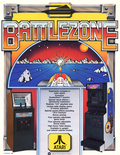 Battlezone flyer - Front