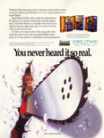 Creative Labs June 1993 magazine ad